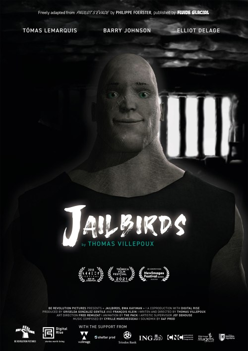 JAILBIRDS VR: world premiere at Tribeca and NewImages