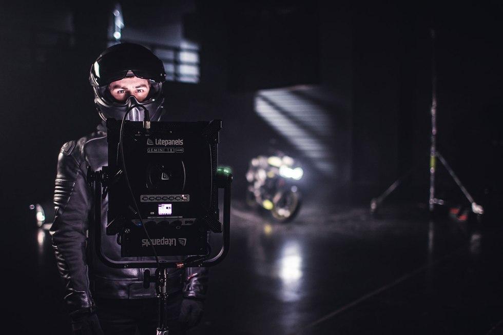 New Litepanels Gemini 1x1 Hard is their most versatile LED panel ever