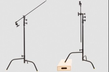 "Lowel launches 40"" professional-grade Century stands"