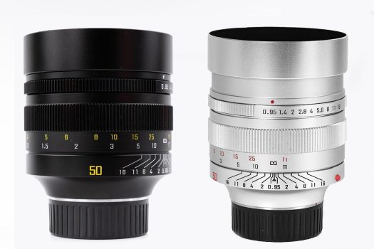 A new ZY Optics lens: the Mitakon Speedmaster 50mm f/0.95 for Leica M mount