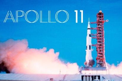 Apollo 11 film artwork