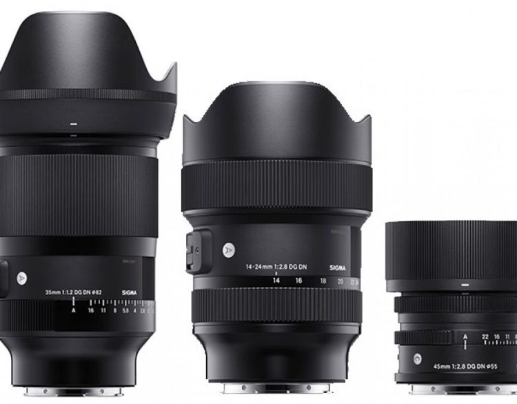 New Sigma lenses for mirrorless cameras: the new world is the old world by  Jose Antunes - ProVideo Coalition
