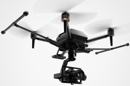 Sony reveals its Airpeak drone at CES 2021