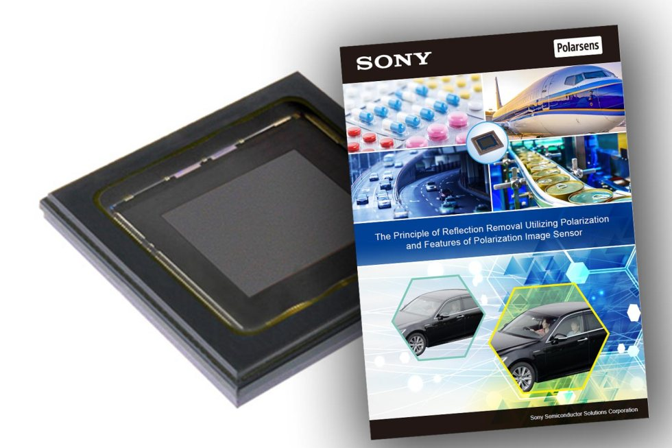 Sony's PolarSens technology: a polarizer that works in real time