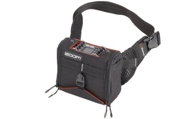 K-Tek shows a new bag for the Zoom F6 mixer/recorder