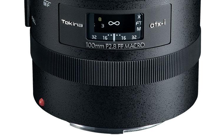 Tokina atx-i 100mm f/2.8 Macro FF: more than a macro lens for DSLRs