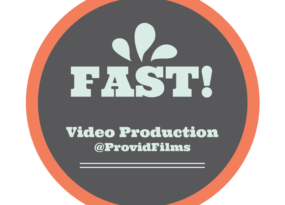 Fast Video Production