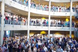Fierté et convivialité à la Cérémonie officielle de proclamation des résultats de l'année académique