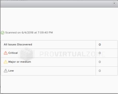 How to update your Runecast Analyzer