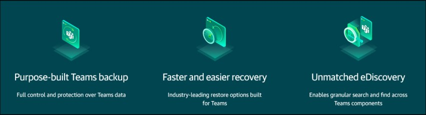 Veeam launched Microsoft Office 365 v5 with Microsoft Teams support