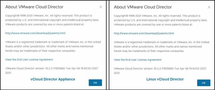 vCloud Director Migrations: Linux vCD to vCD Appliance – Part 3