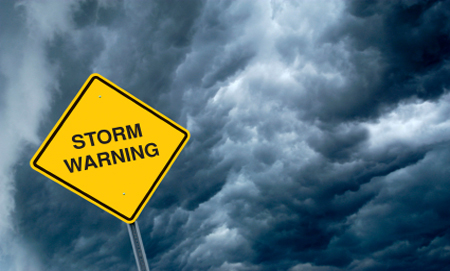 Storm Warnings, Storm Preparations