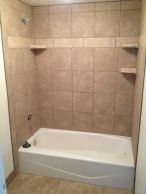 Crown tile tub surround 2013