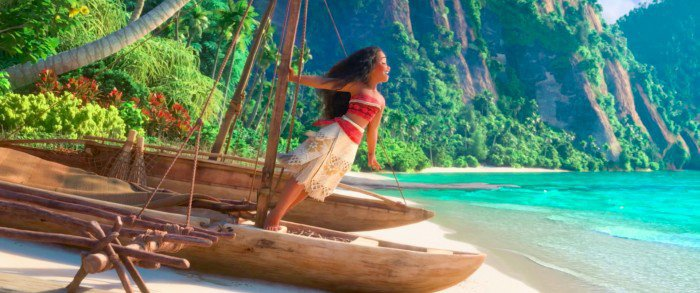 management lessons of purpose of life by Moana