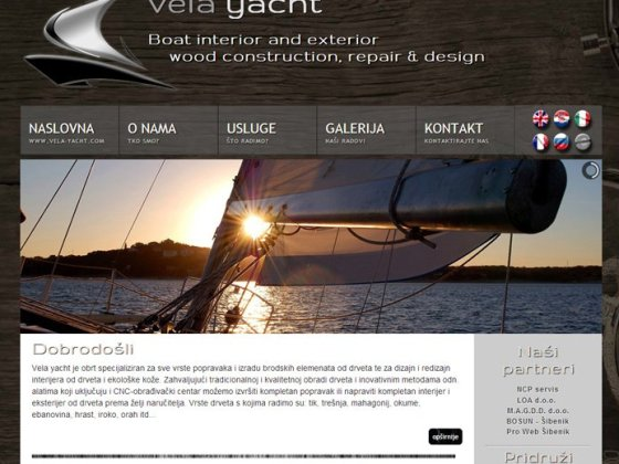 Vella Yacht