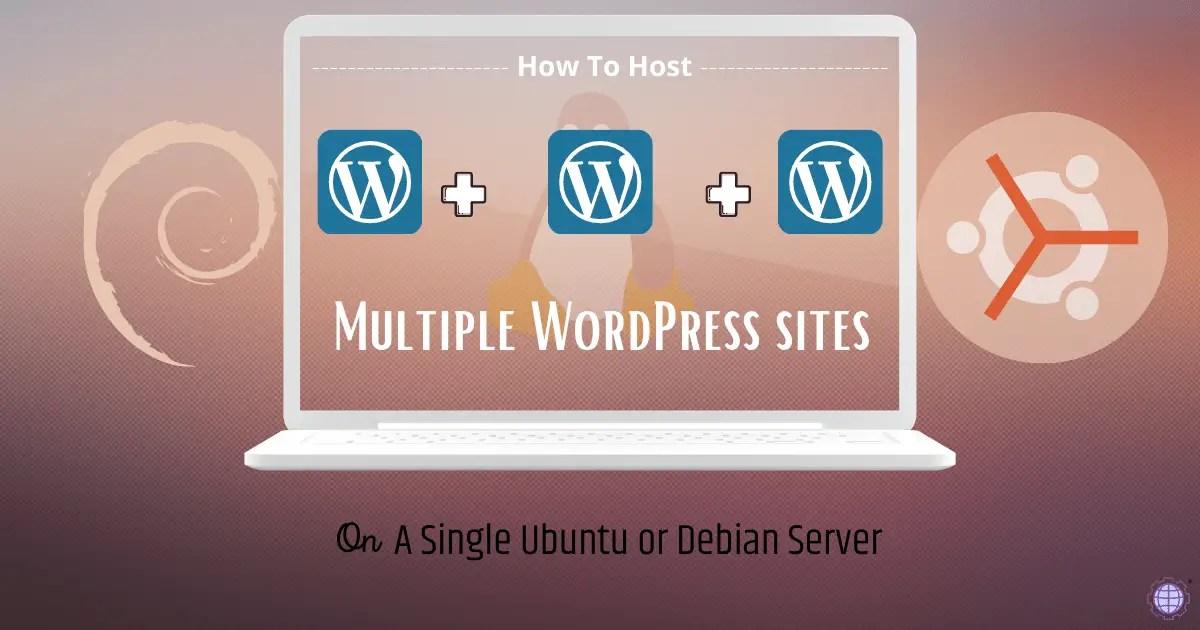 Multiple WordPress sites
