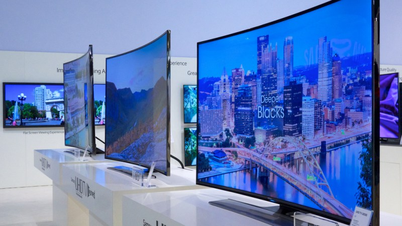How to Find the Right Curved TV Set for your home and Office