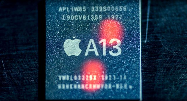Apple's A13 processor in the iPhone 11, 11 Pro and 11 Pro Max