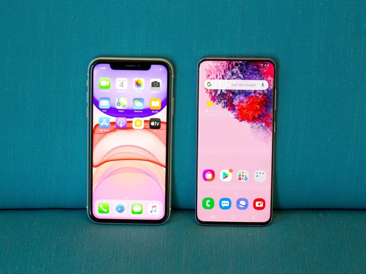 iPhone 11 vs. Galaxy S20: Which phone should you buy?
