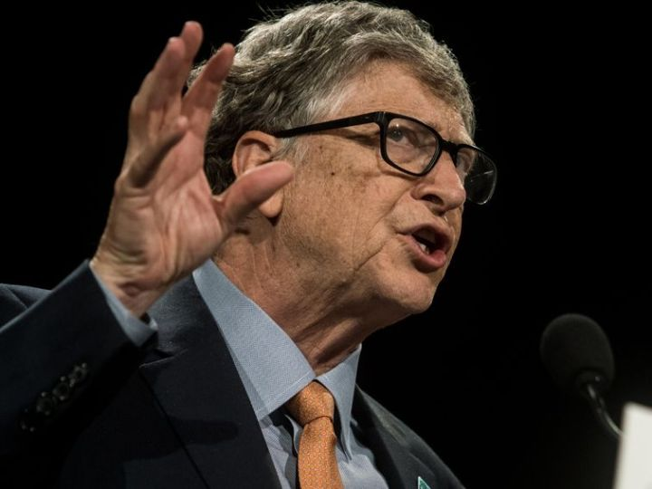 Bill Gates says foundation putting 'total attention' on COVID-19