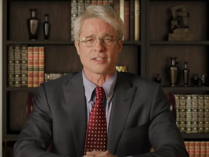 Brad Pitt plays Dr. Anthony Fauci on SNL, just as the doctor requested