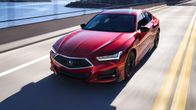 2021 Acura TLX and Type S have turbo engines and seriously sharp style