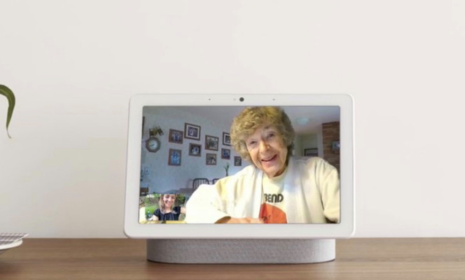 Google is piloting a simpler Nest Hub Max interface at retirement homes – ProWellTech