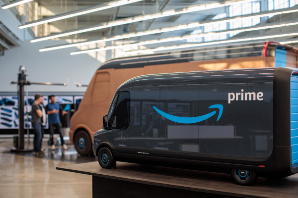 Rivian's Amazon electric delivery van still on track as factory reopens – ProWellTech