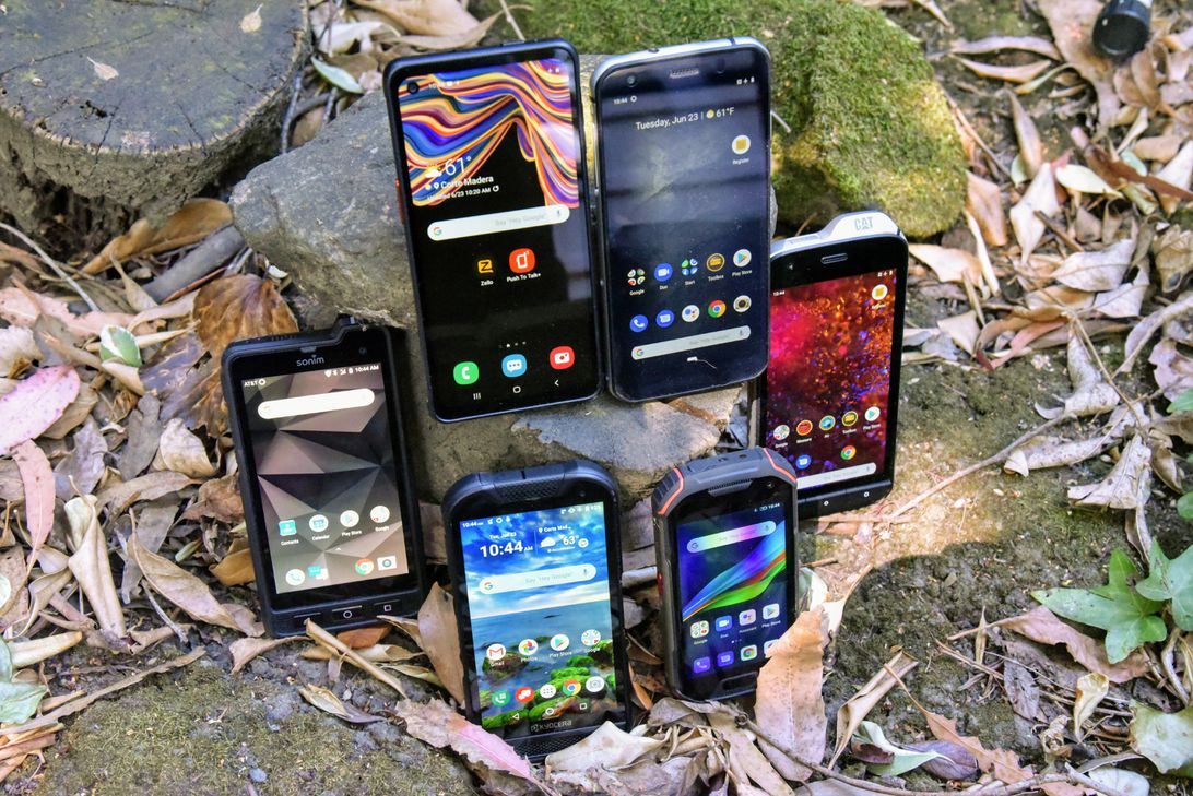 6 rugged phones that will survive 2020 and beyond