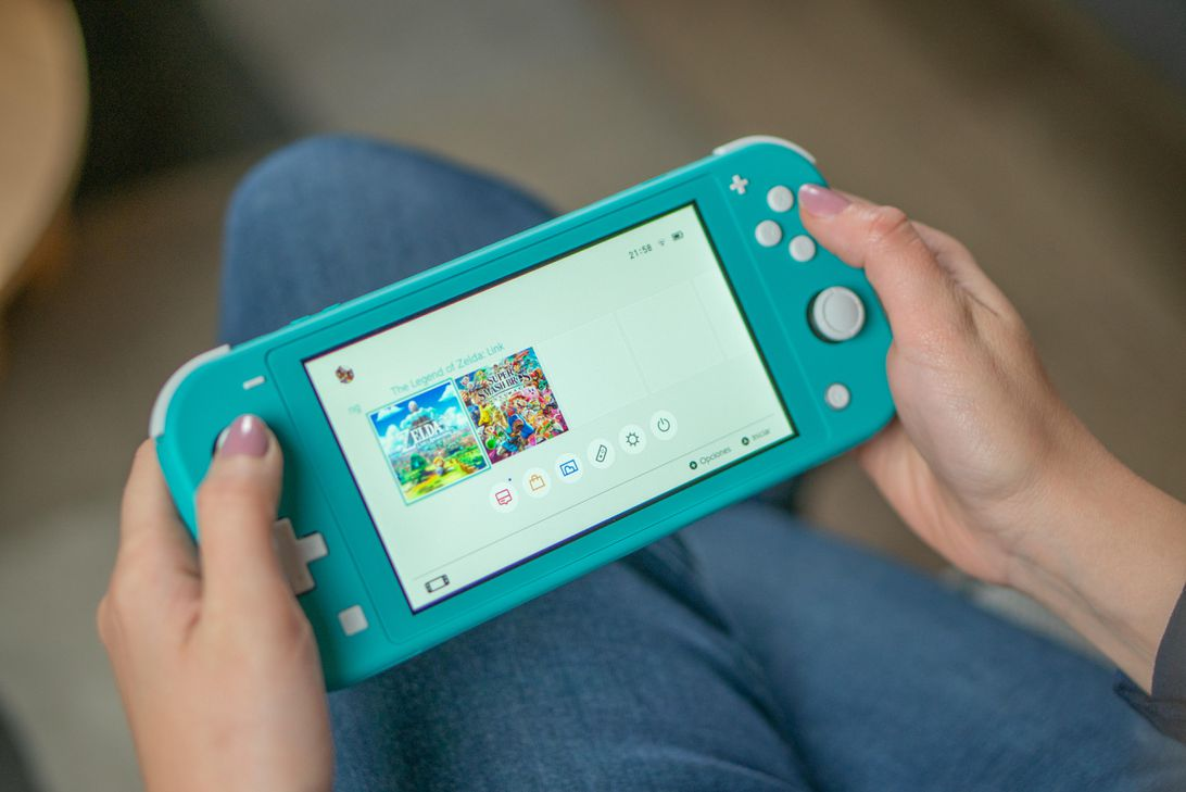 Hard-to-find Nintendo Switch Lite is back in stock at Amazon