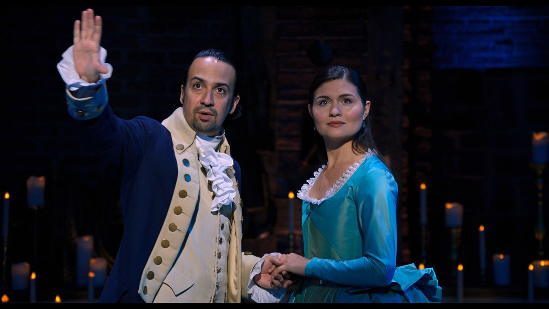 Hamilton movie, on Disney Plus July 3, gets you 'best seat in the house'