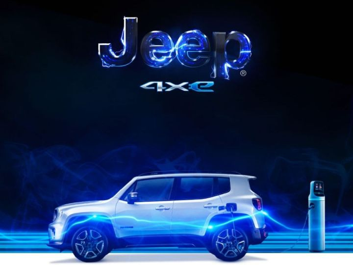 Plug-in Hybrid Jeep Compass And Renegade To Be Revealed On 20th July