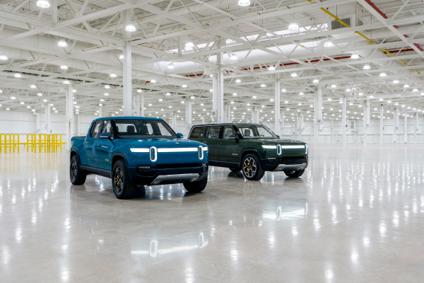 Rivian raises $2.5 billion as it pushes to bring its electric RT1 pickup, R1S SUV to market – ProWellTech