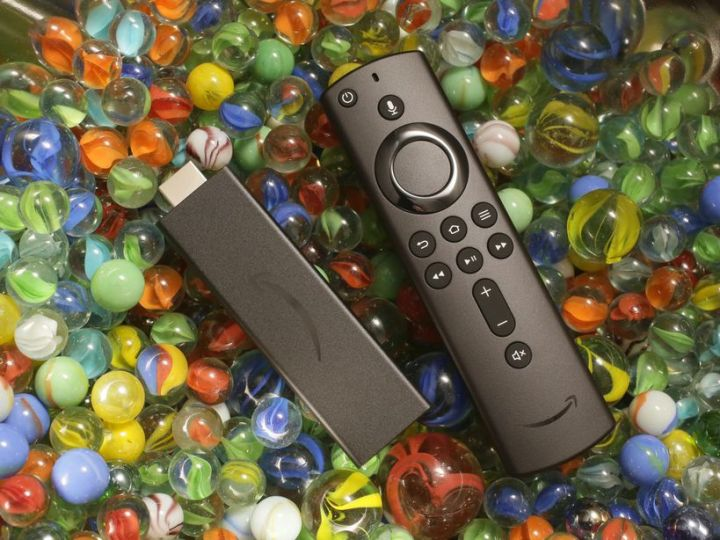 Snag a Fire TV Stick 4K for an all-time low $25