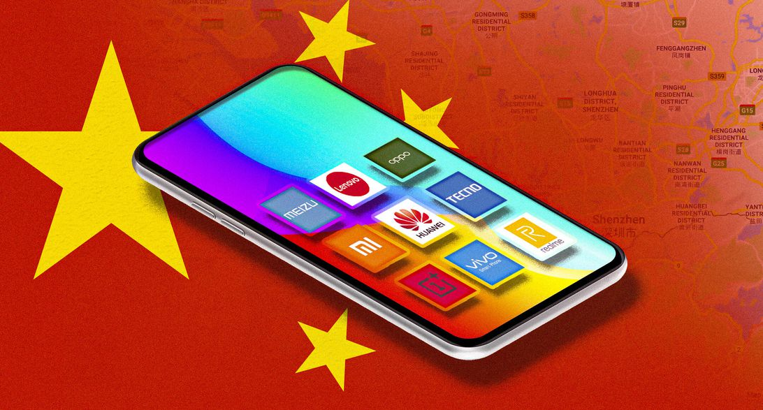 Your guide to China's biggest phone brands: Huawei, OnePlus, Oppo and more