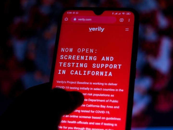 Alphabet's Verily builds COVID-19 testing lab focused on 'rapid turnaround' of results