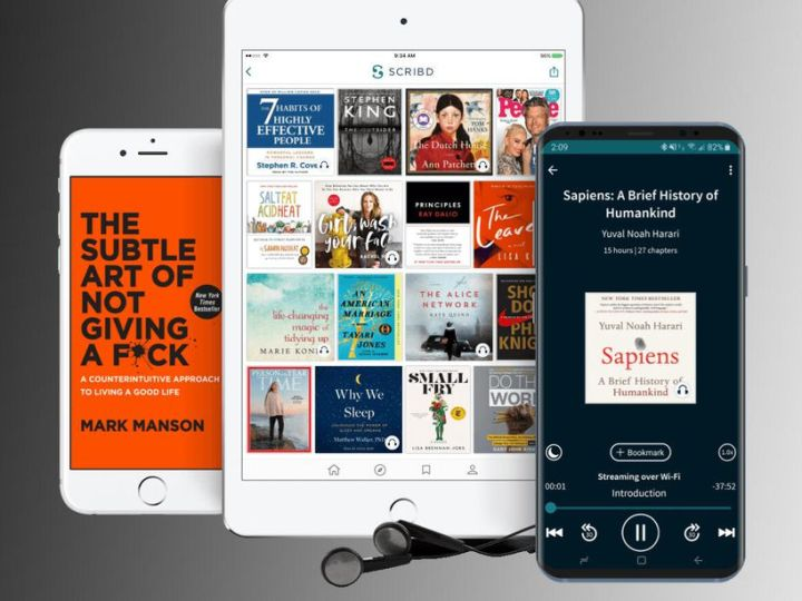 Read for cheap: Get 3 months of Scribd for just $15