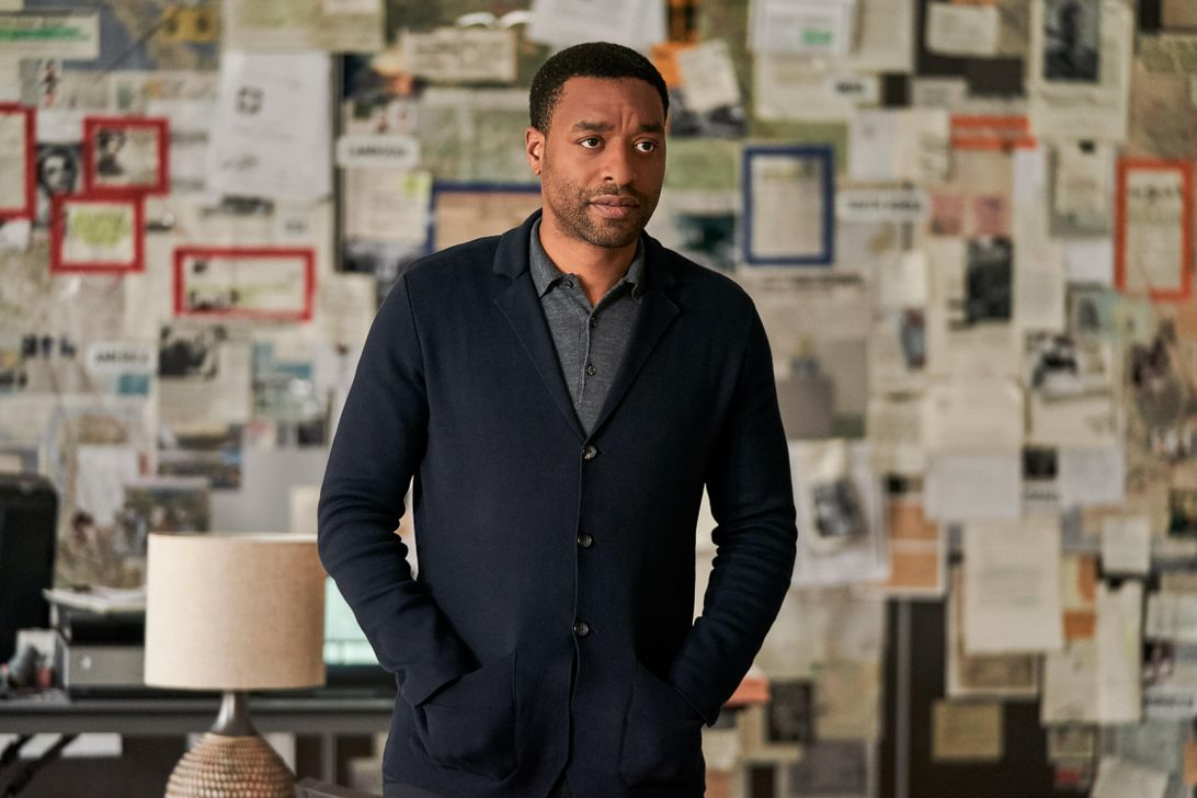 The Old Guard's Chiwetel Ejiofor says dancing in 6-inch Kinky Boots memorably scared him