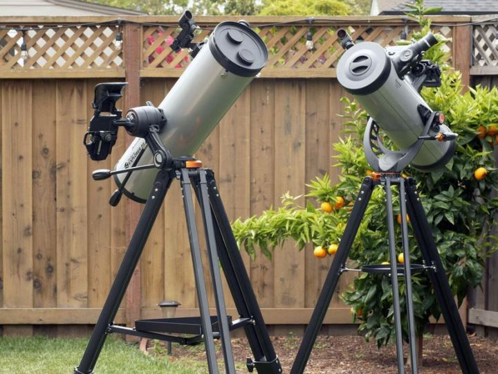 These telescopes work with your phone to show exactly what's in the sky