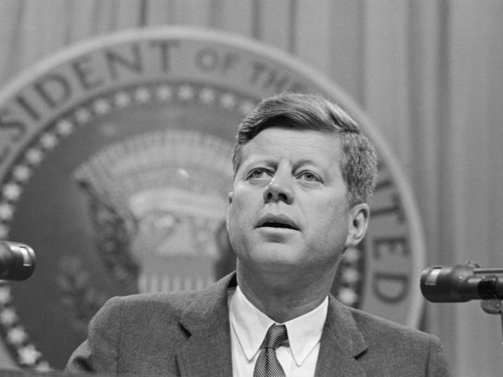 Watch JFK discuss Rick and Morty in deepfake