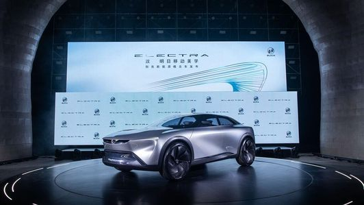 Buick Electra EV concept ain't your grandfather's land yacht
