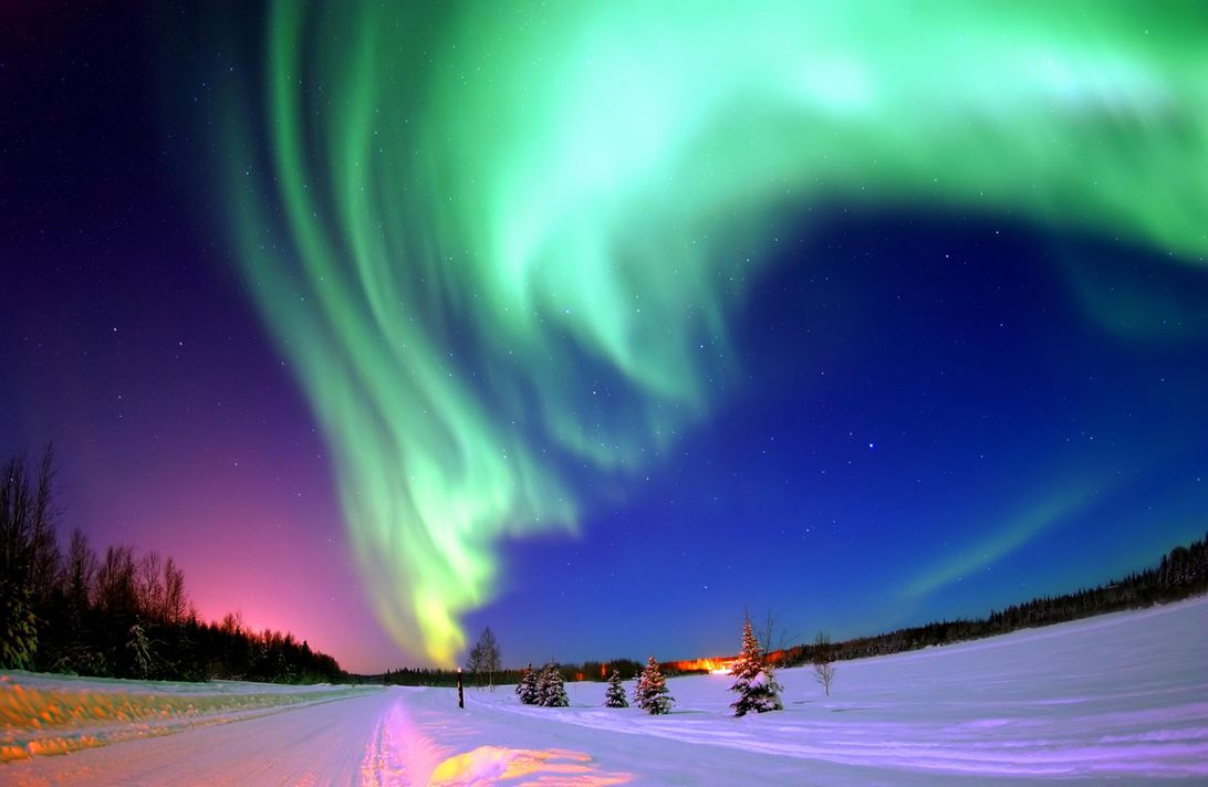 Here's how to see the Northern Lights in the US this week