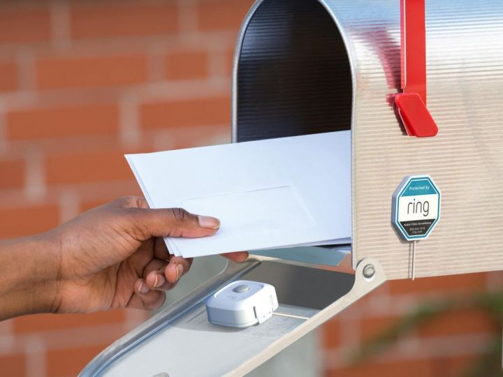 Ring Mailbox Sensor: Amazon will alert you if someone steals your mail