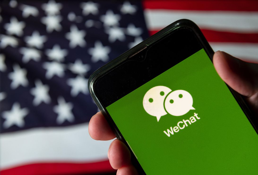 Trump's ban on WeChat won't affect users, Justice Department says