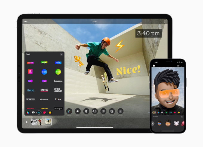 Apple eyes the TikTok generation with an updated version of Clips – ProWellTech