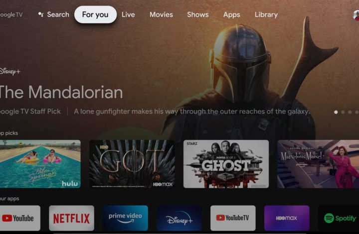 Google TV is a new all-in-one content hub for Android TV