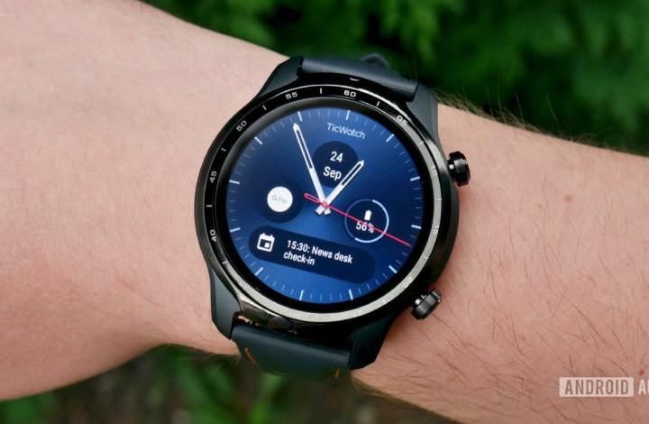 Resetting the bar for Wear OS smartwatches