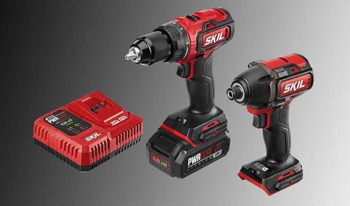 Stock up for fall projects with these deeply discounted Skil power tool combos