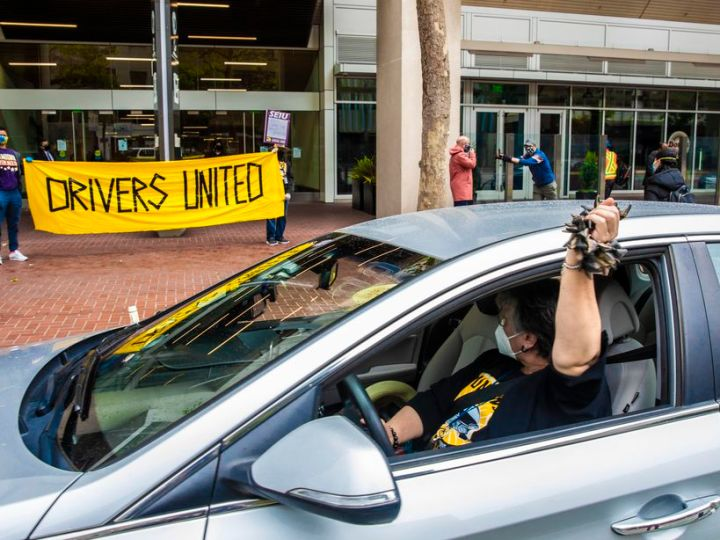 Uber and Lyft paid $400K to firm conducting 'independent studies' on Proposition 22