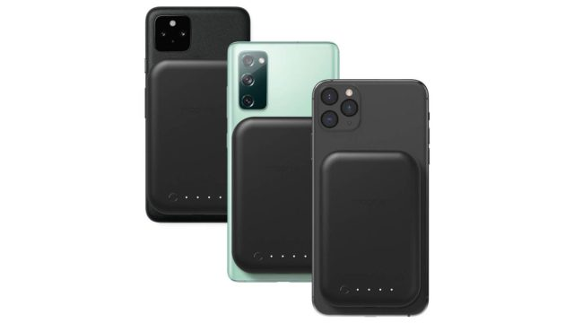 Mophie juice pack connect wireless battery